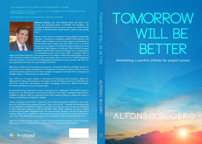 Book Tomorrow will be better