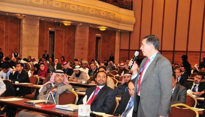 Alfonso Bucero en PMI Gulf region Bahrein