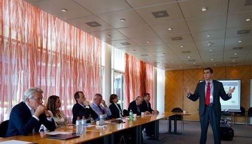 Alfonso Bucero en Project Sponsorship Bruselas
