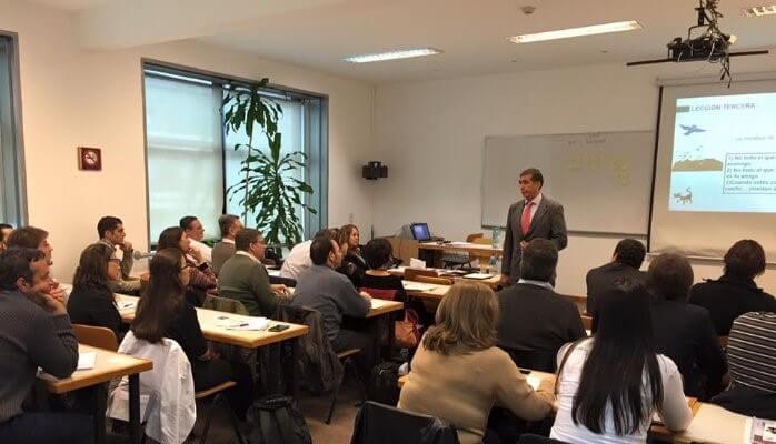Alfonso Bucero imparte seminario de Gestion de Portafolio en Buenos Aires